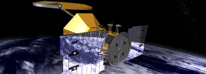 NASA's Aquarius spacecraft