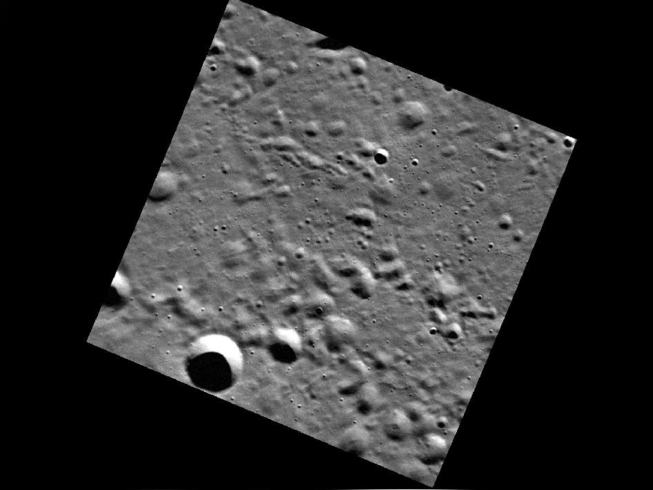 Image from Orbit of Mercury: Mercury, as Seen in High Resolution