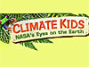 Screenshot of Climate Kids