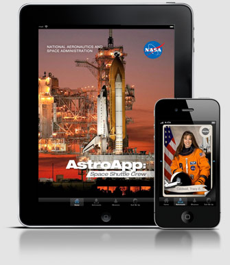 AstroApp: Space Shuttle Crew