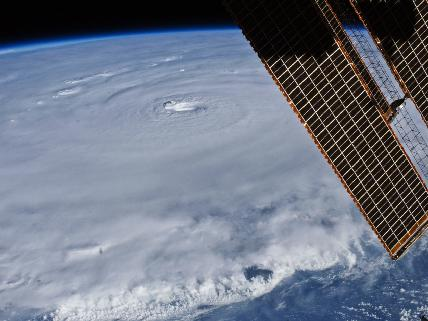 Hurricane Earl: The Astronaut View