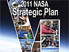 Cover page of 2011 NASA Strategic Plan