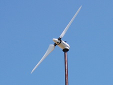 image of the Aerostar Wind Turbine