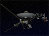 Artist concept of NASA's Voyager spacecraft