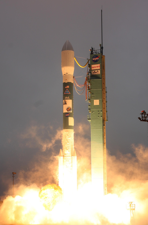 NASA - Aquarius Launch