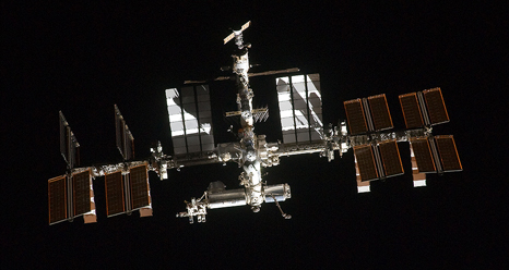 S135-E-006700 -- International Space Station