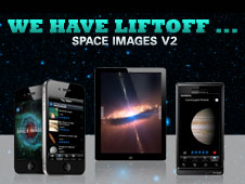 Space images ad. We have liftoff...