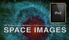 Space Images for iPad