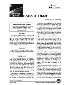 Coriolis Effect | NASA