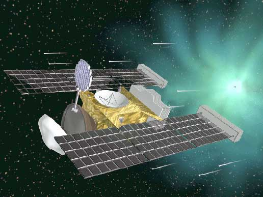 Stardust closes in on Comet Wild 2