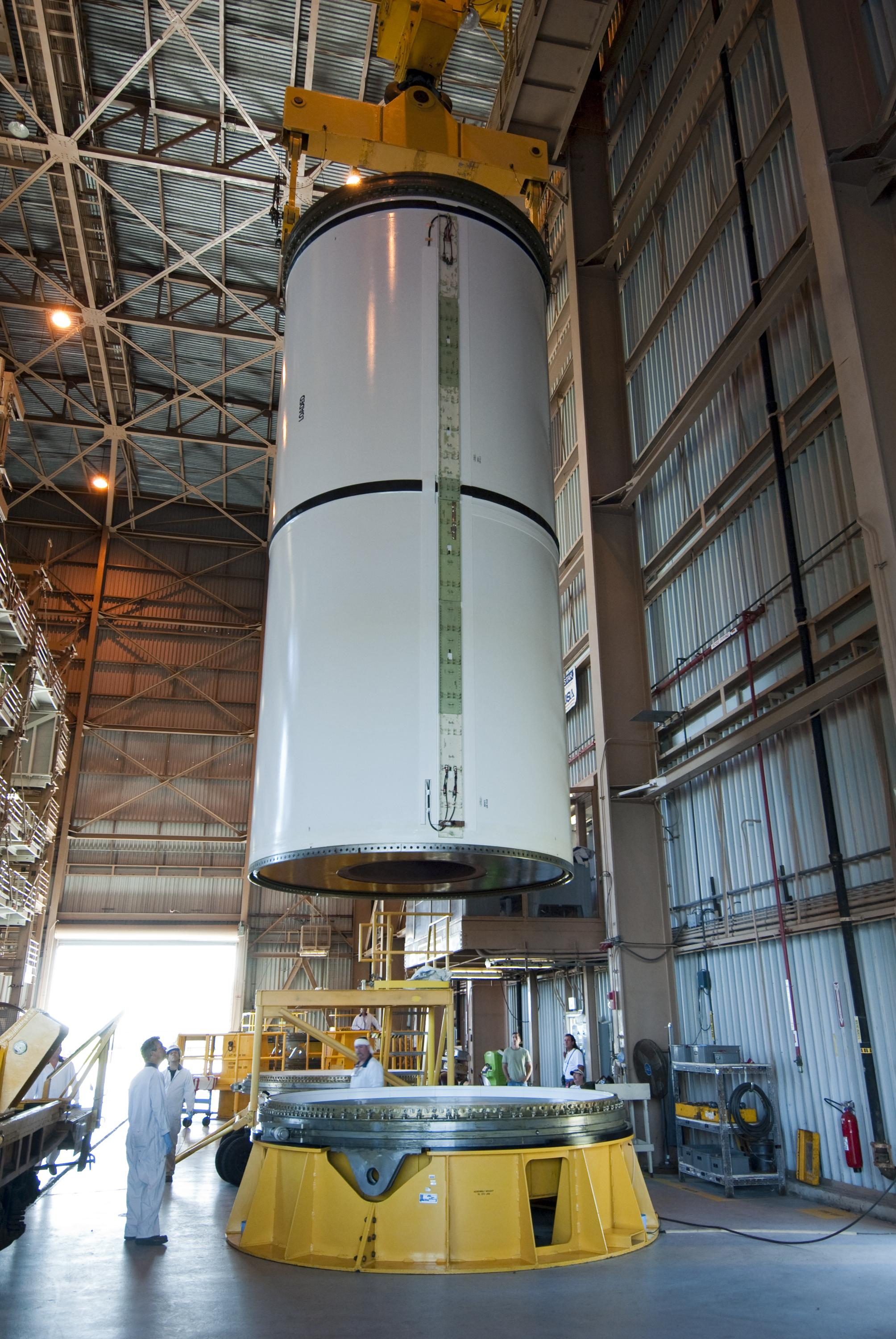 stacking space shuttle srb - photo #40