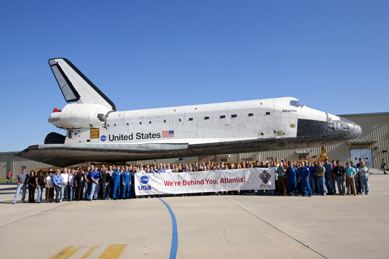 size of space shuttle atlantis - photo #38