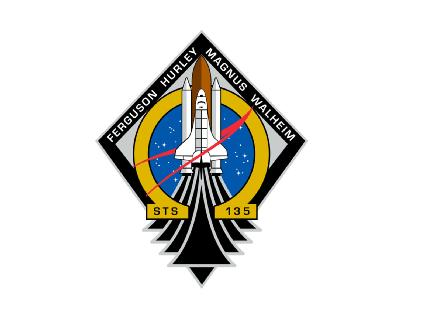space shuttle mission logos - photo #35