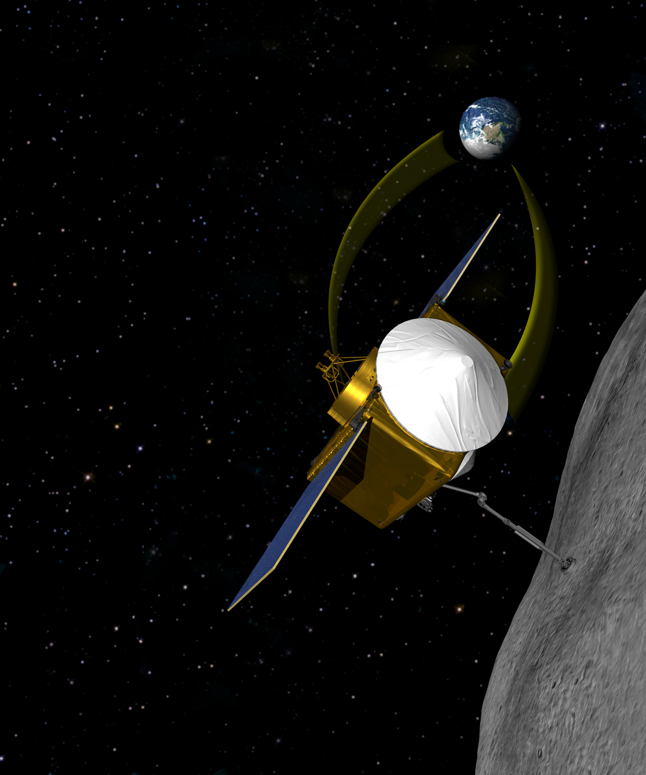NASA sending robotic spacecraft to asteroid in 2016 ...