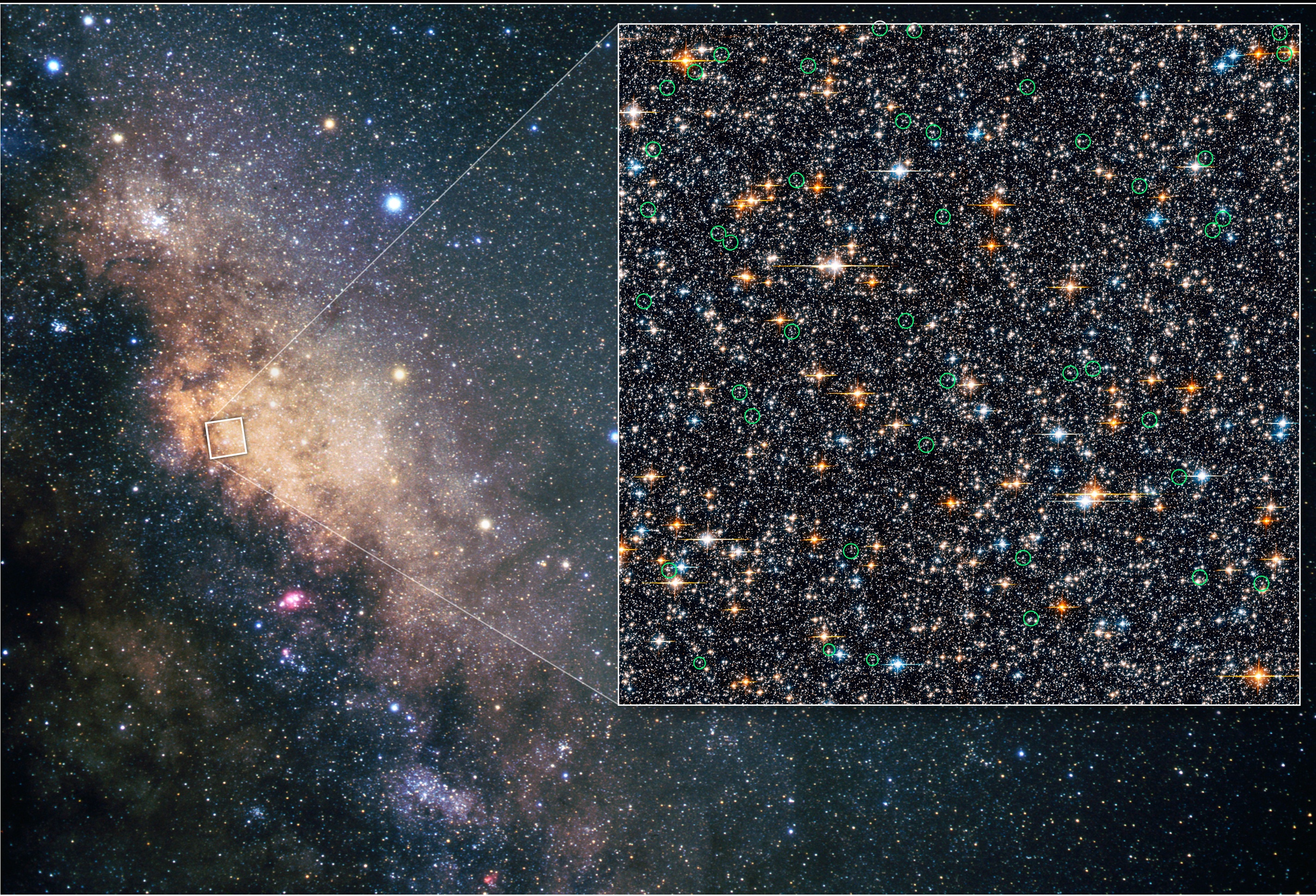 NASA - NASA's Hubble Finds Rare 'Blue Straggler' Stars in ...