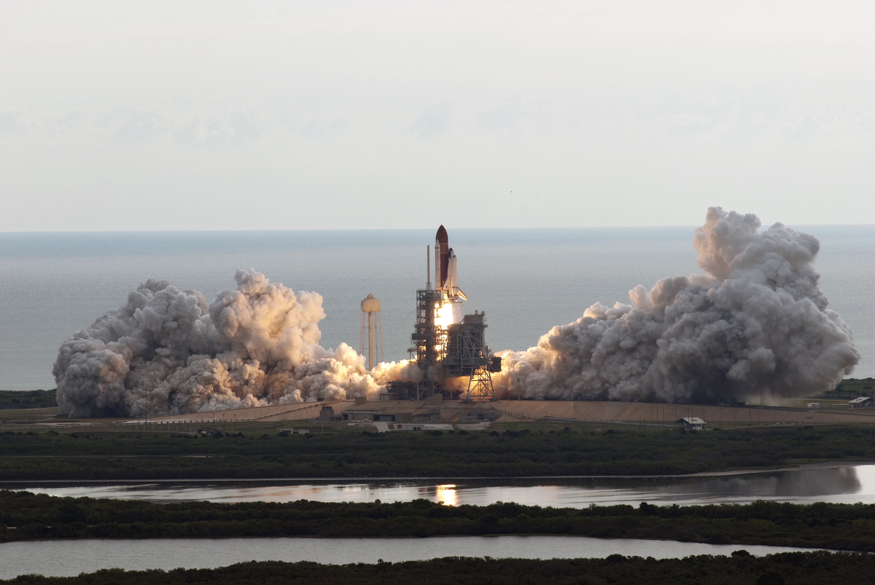 how many space shuttle missions were launched - photo #42
