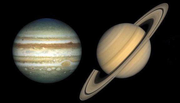 NASA - Jupiter's Youthful Travels Redefined Solar System