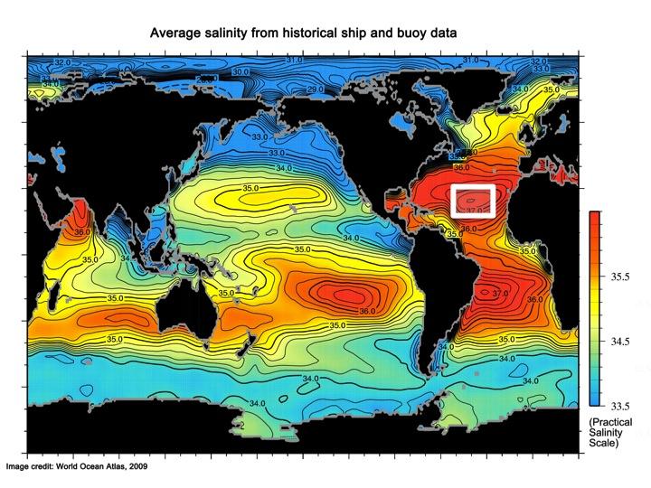 NASA - NASA Goes Below the Surface to Understand Salinity