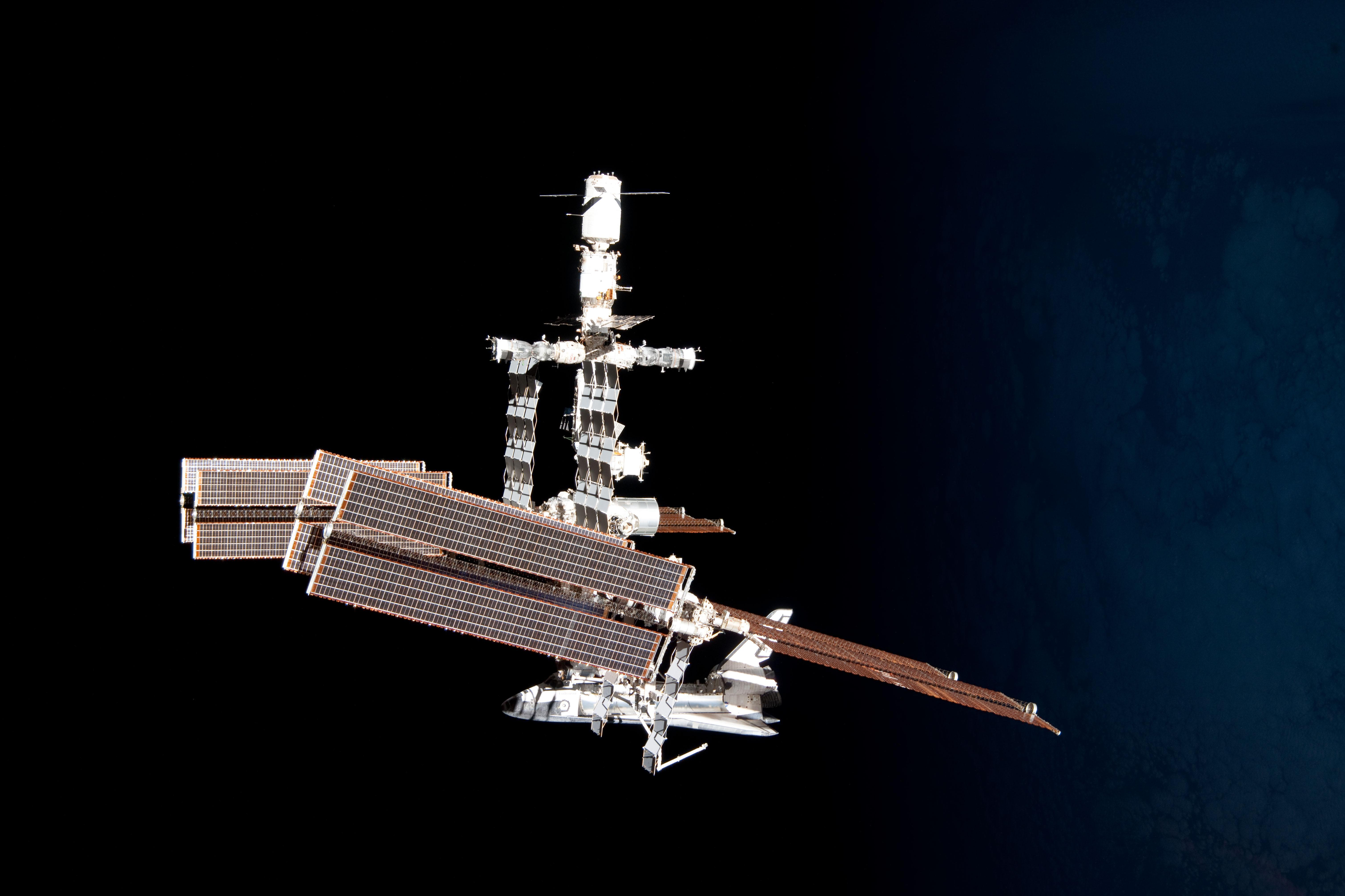 international space station shuttle - photo #6