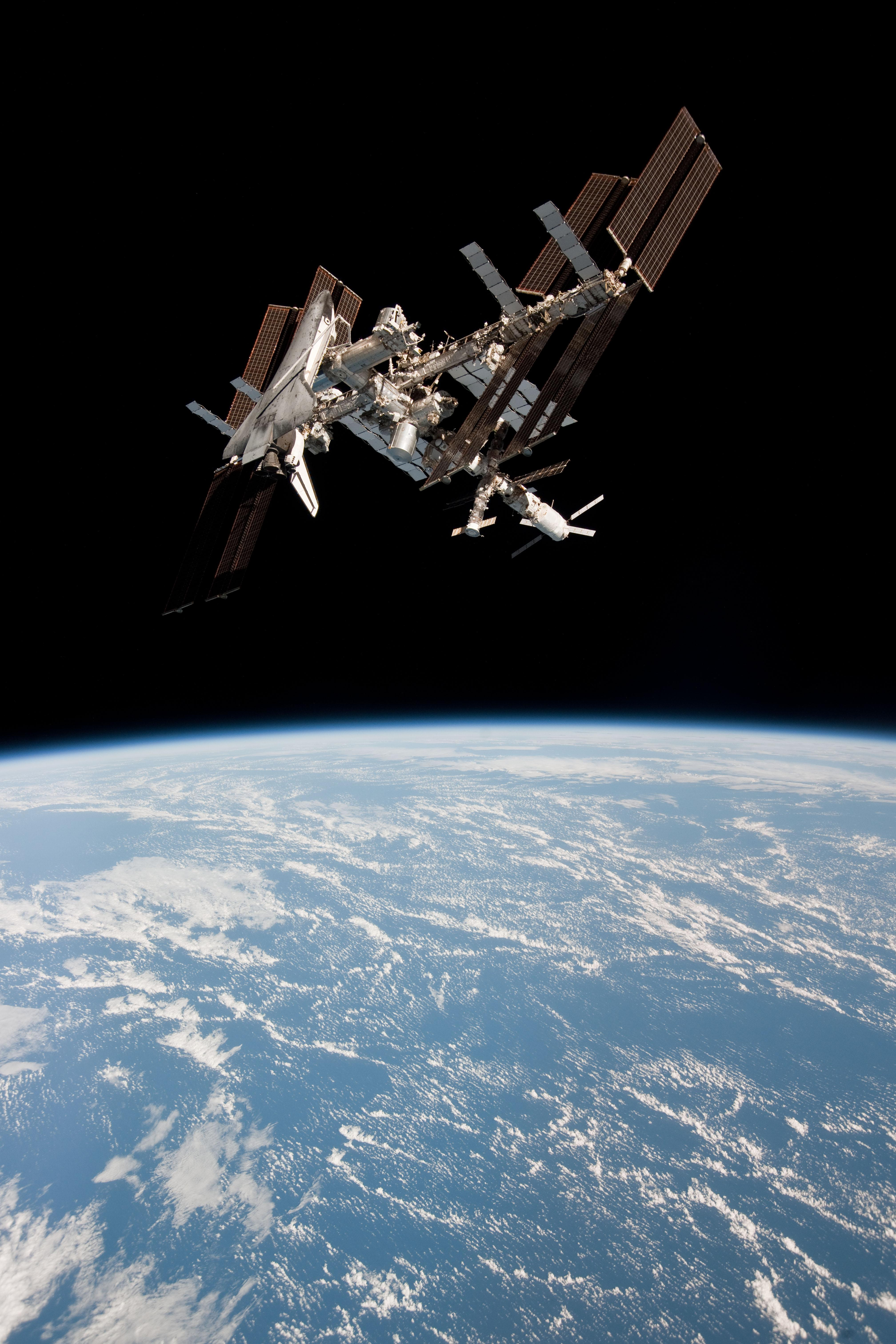 international space station shuttle - photo #16