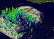 image of Adrian based on satellite data