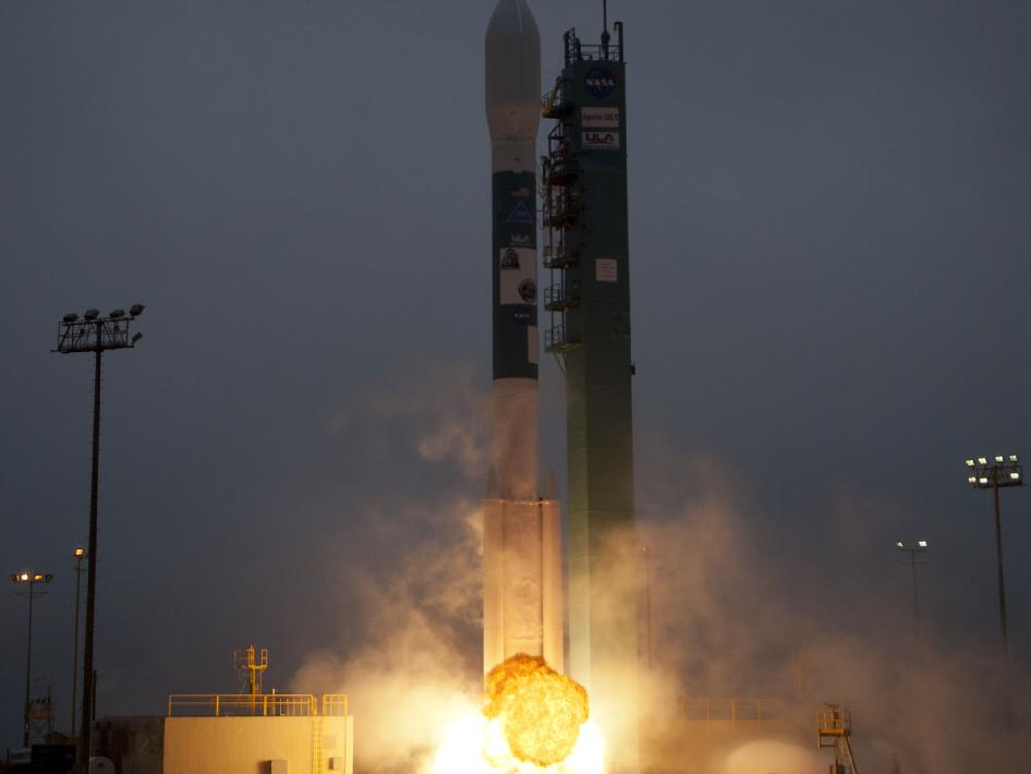 aquarius spacecraft launch - photo #5