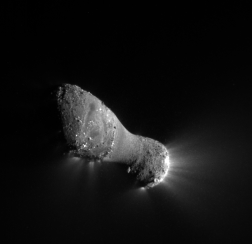 epoxi to comet hartley 2 essay This close-up view of comet hartley 2 was taken by nasa's epoxi mission  during its flyby of the comet on nov 4, 2010 it was captured by the.