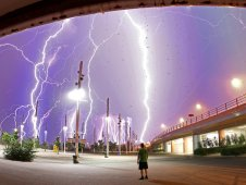 NASA scientists hope to provide answers to some questions about lightning.