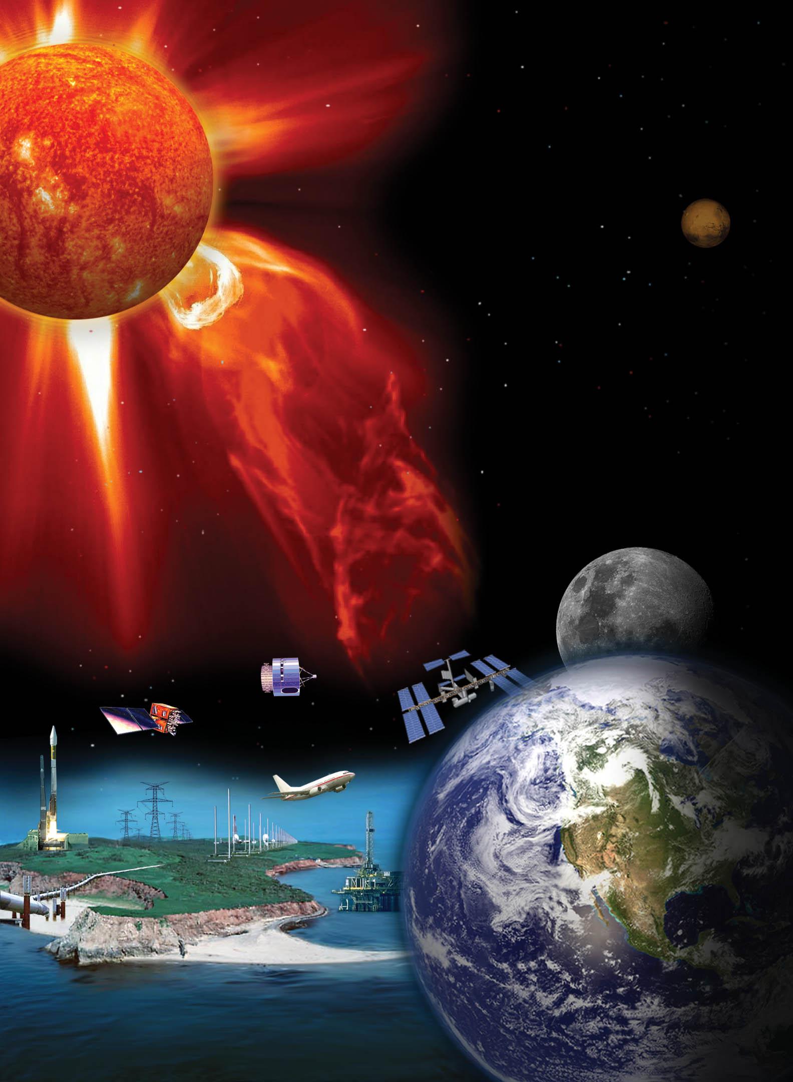 solar storm june 2019 effects - photo #39