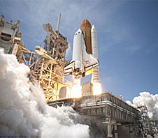 The space shuttles have captivated young audiences for 30 years. Image Credit: NASA