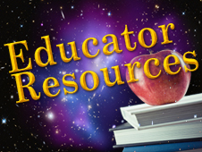 NASA education resources span all age groups. Image Credit: NASA