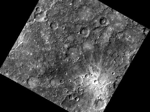 Image from Orbit of Mercury: Ives' Impact
