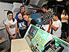 Student CubeSat designers tour launch facilities