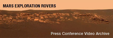 Mars Press Conference Video Archive