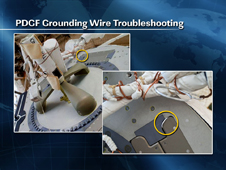 PDGF Grounding Wire Troubleshooting