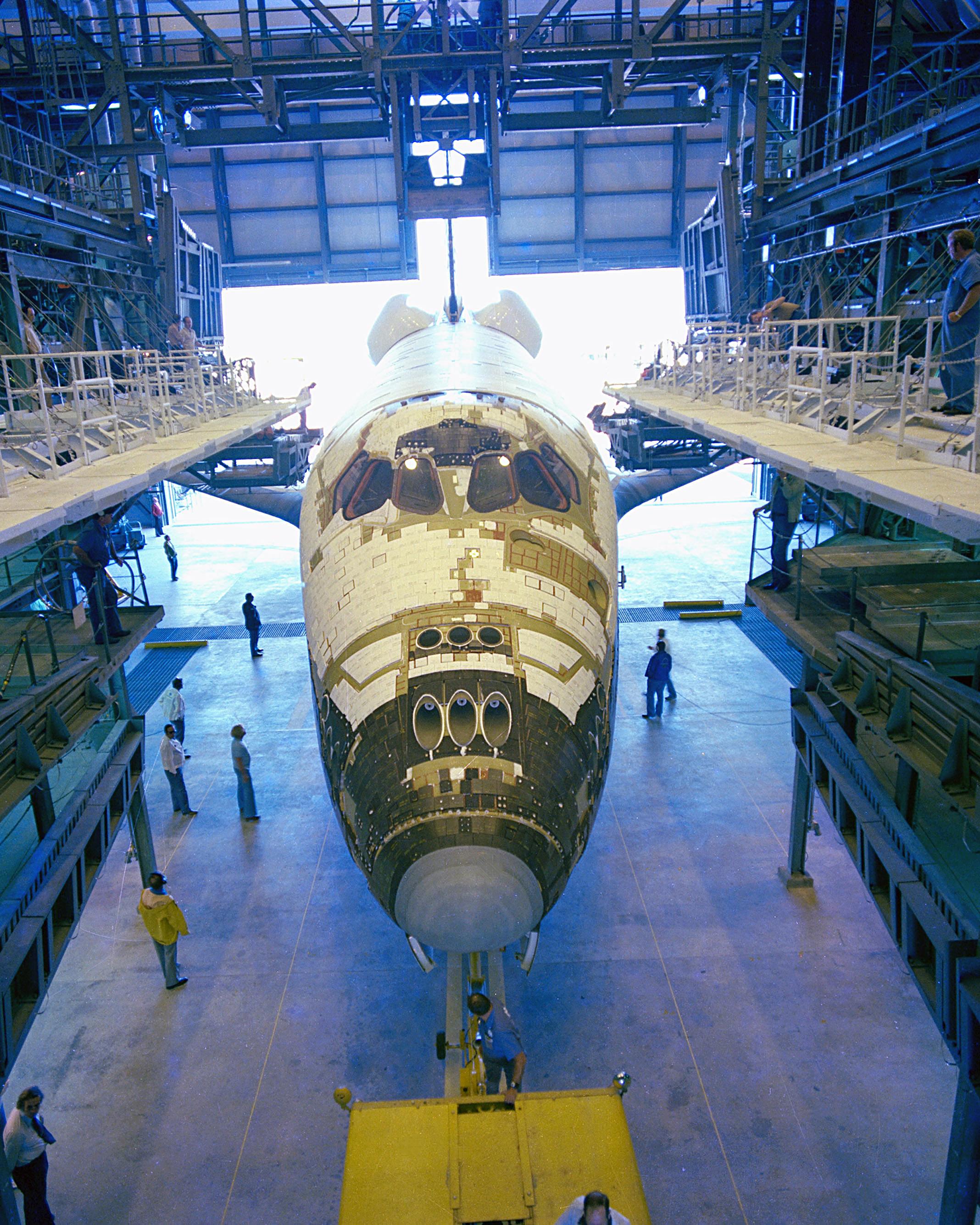 space shuttle fleet names - photo #48