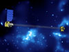 Artist's concept of the NuSTAR spacecraft