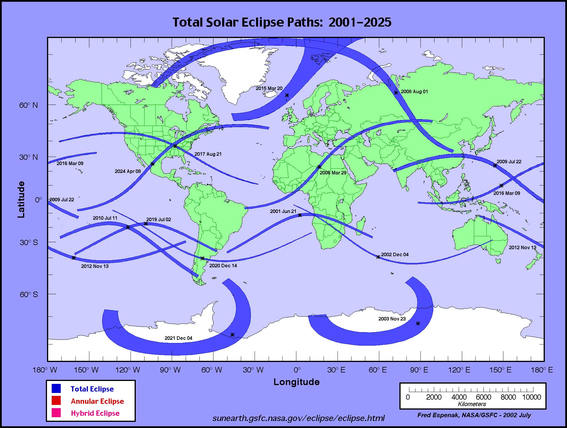 Looks Like Austin Will See A Full Solar Eclipse In 2024 Austin