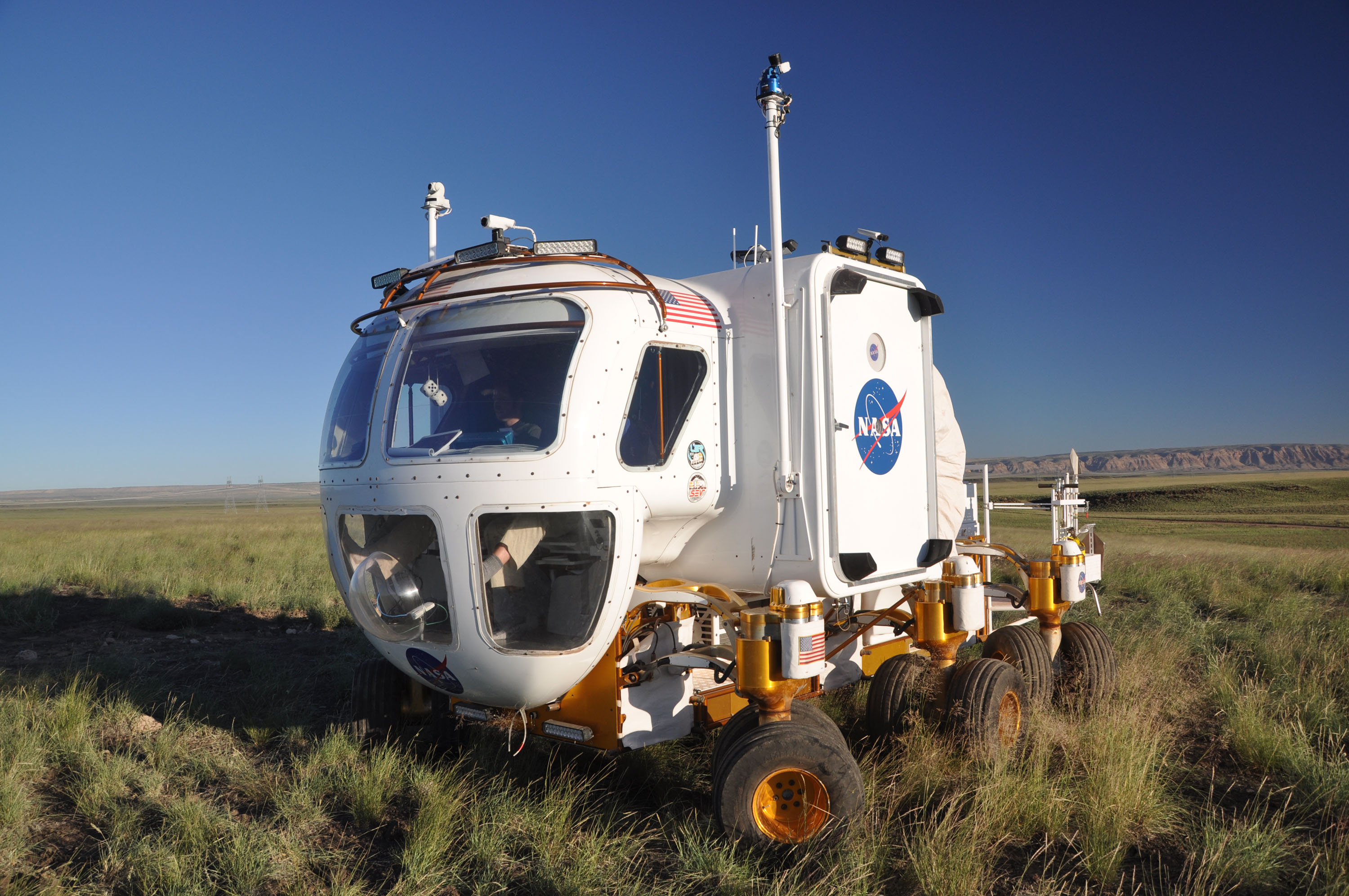 nasa space exploration vehicle - photo #2