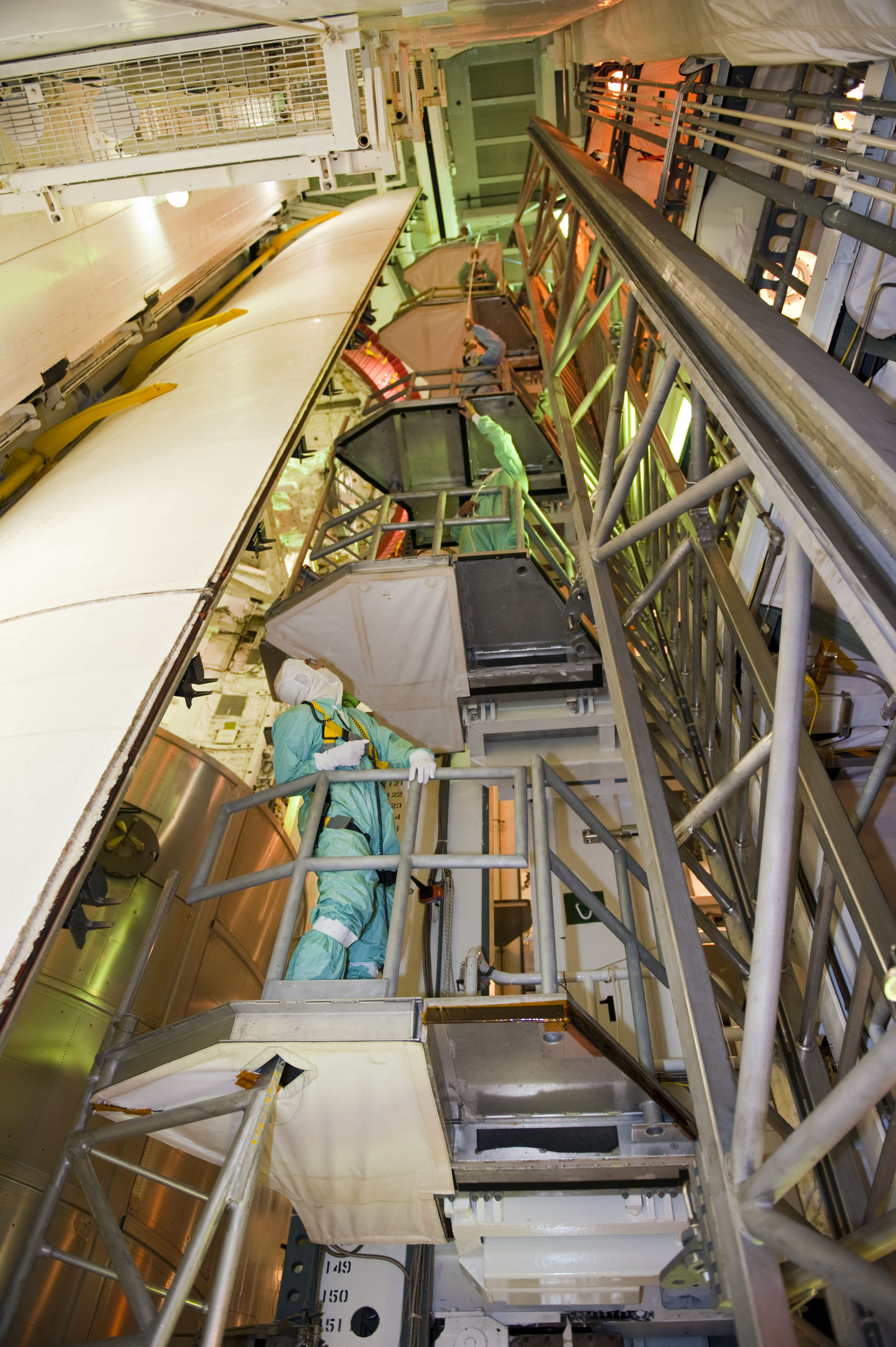 space shuttle mission length - photo #47