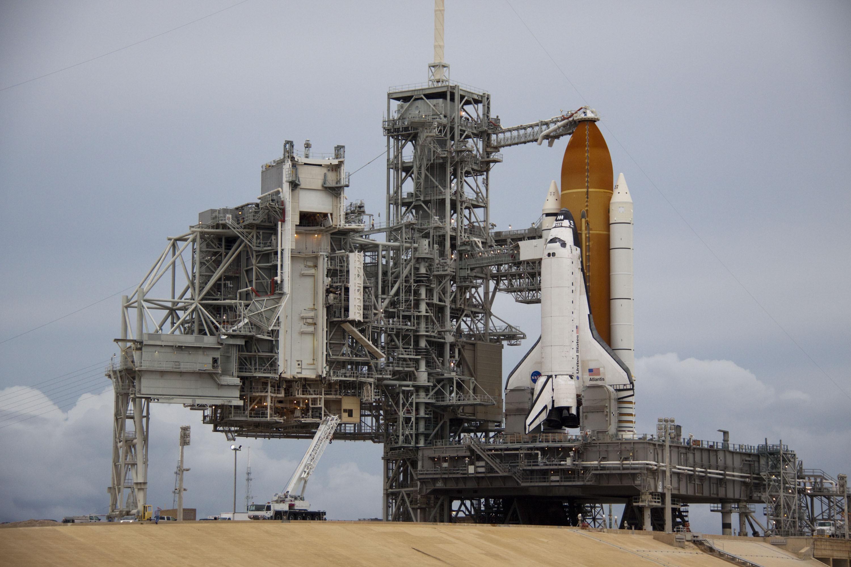 NASA - RSS Rollback Reveals Atlantis