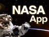 graphic for the NASA mobile applications