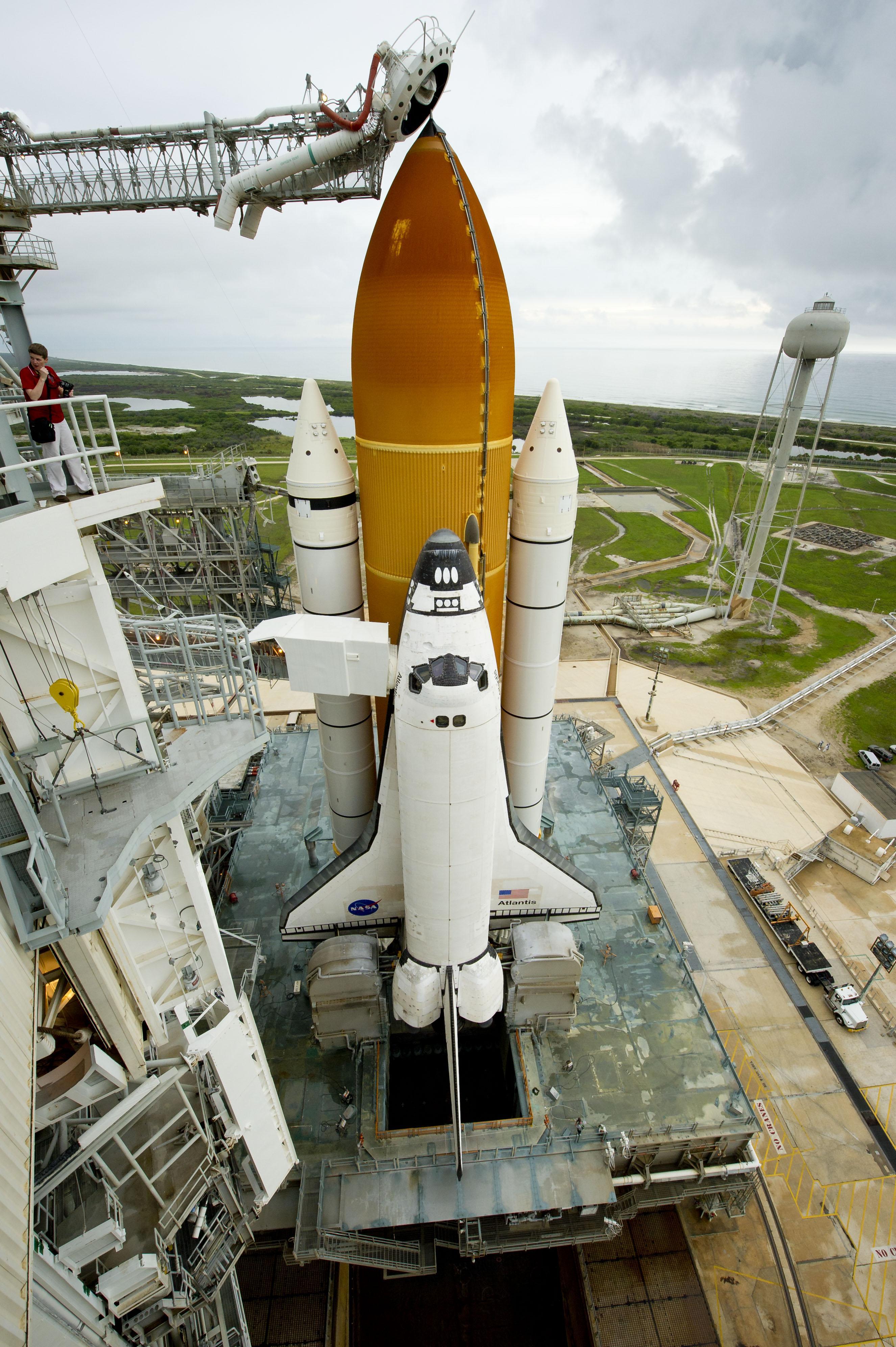 space shuttle atlantis mission - photo #44