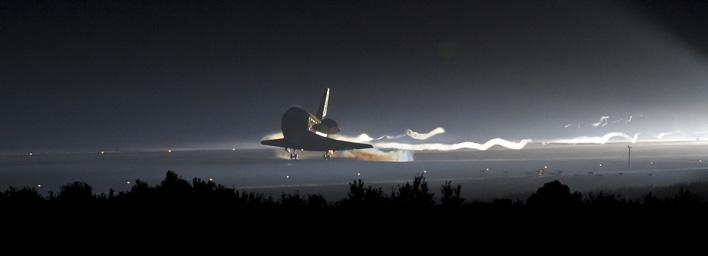 STS-135 Credit: NASA