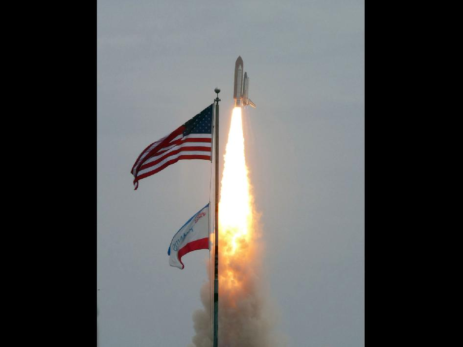 Atlantis launches