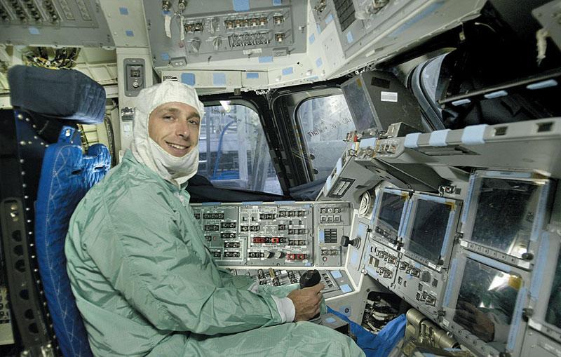 space shuttle seats - photo #5
