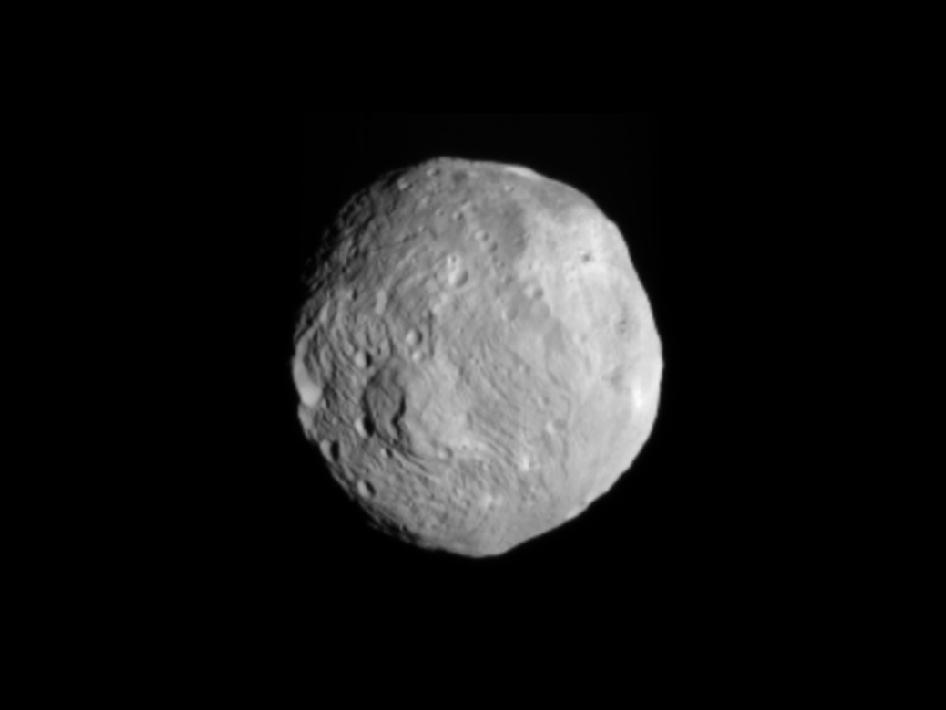 NASA - All Eyes on Vesta