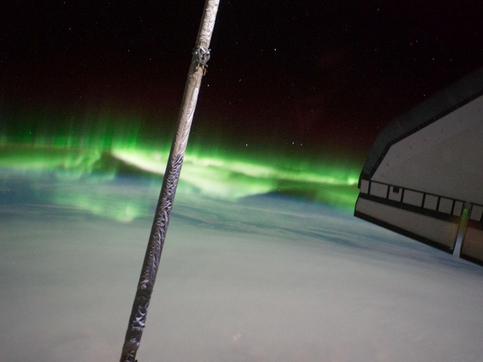 Imagenes del Transbordador Espacial