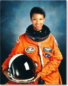 Portrait of Mae Jemison