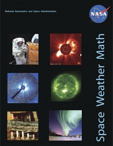 Cover of Space Weather Math